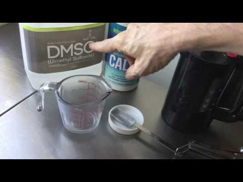 magnesium dmso topical for muscle spasms fibromyalgia RSI