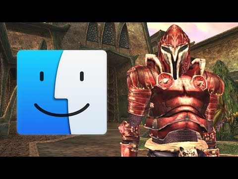 Morrowind on Mac? 2018 How to Install and Run/Play it 2018