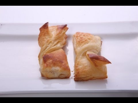 How to Make Puff Pastry - Homemade