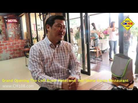 Grand Opening The Lofe Room Hotel & Hot Stone Korea Restaurant