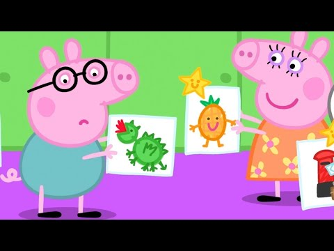 Xxx Mp4 Peppa Pig English Episodes 🌟 Peppa Pig's Playgroup Star 🌟 Peppa Pig Official 3gp Sex