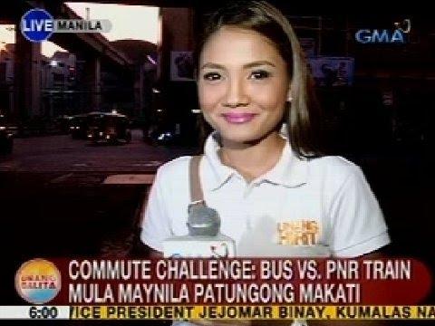 UB: Commute challenge: Maynila patungong Makati