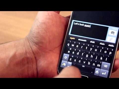 How to type fast on Android smartphone