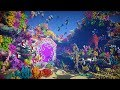 Minecraft EXTREME Ocean Nether Portal Timelapse   Coral Reef