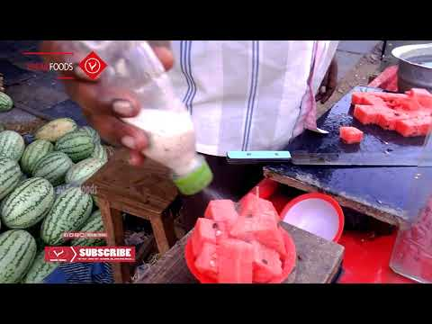 WATERMELON SALAD - Summer Fruits To Keep You Cool This Season