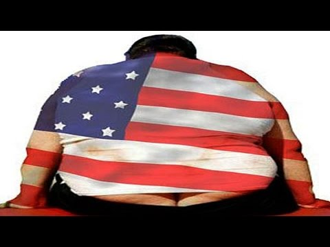 Crisis of Obesity in U.S.A - How it Started and How to Fix It.