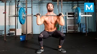 Seth Rollins Training for WWE | Muscle Madness