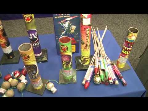 `You Light It, We Write It' Effort to Crack Down on Illegal Fireworks