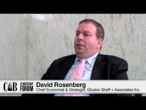 David Rosenberg: Global Economic Outlook, Nov. 2009