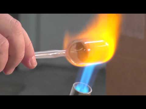 How to Make Blown Glass Globes