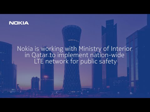 Ministry of Interior in Qatar implements nationwide LTE for public safety