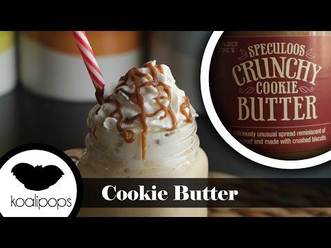 Cookie Butter Milkshake | Milkshake Mondays