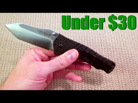 Top 5 Knives for under $30
