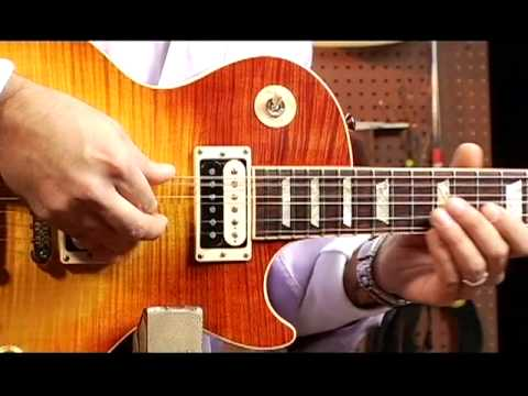 Adjusting Intonation on an Electric Guitar