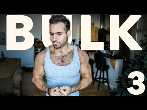 LEAN BULK DIET Ep.3 | Meal By Meal Full Day Of Eating For Bulking