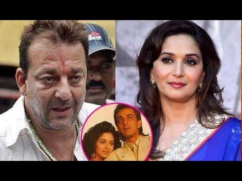 Madhuri Dixit signed a no-pregnancy clause For work with sanjay dutt