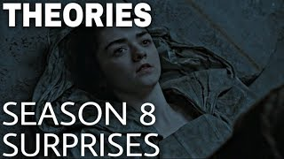 Will These Crazy Theories Turn Out To Be True? - Game of Thrones Season 8 (End Game)