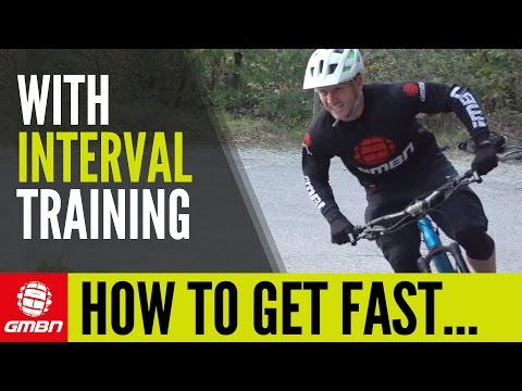 Get Fit Quick With Interval Training | Mountain Bike Training