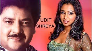 Udit Narayan & Shreya Ghoshal Retro - Sanam Hum Tumse Pyar | Rare Melody 20