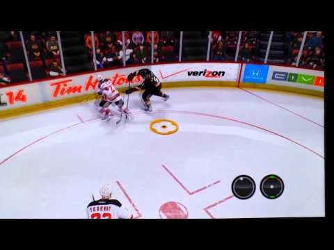 nhl 14 goalie a.i
