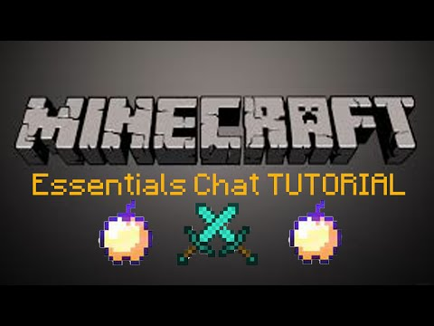 Minecraft How To Change Your Chat Format!