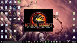 Mortal Kombat Komplete Edition D3D And Other Error Fix | Music Jinni