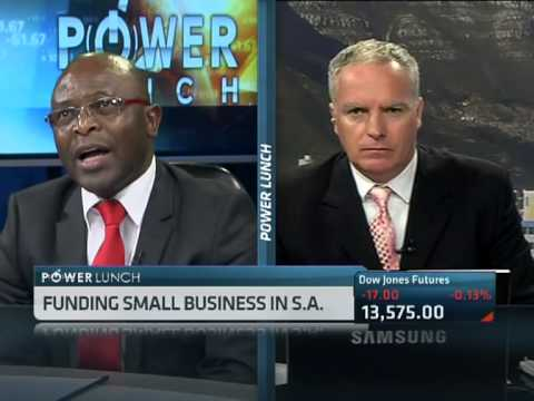 Funding Small Business in SA with Oscar Sizib