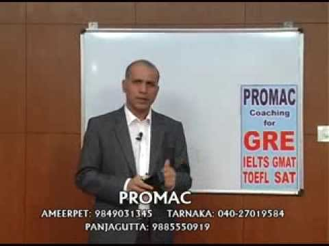 GRE VIDEO CLASS-Vocabulary Lecture Letter A-Part 1