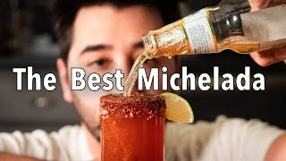 How To Make TEXAN Michelada Cervesa