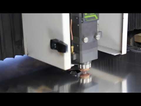 2mm aluminum sheet metal fiber laser cutting machine