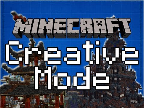 Minecraft Creative Mode: Value and Color Ep.2