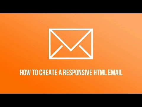 How to create a Responsive HTML Email / Mailer ?