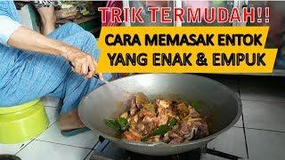 Tips Mengolah Daging Mentok Agar Maknyus Ala Wong Ndeso