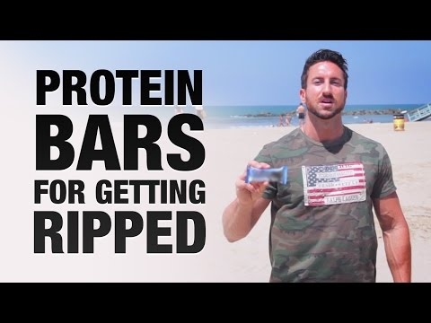 Best Low-Carb Protein Bars For Getting Ripped