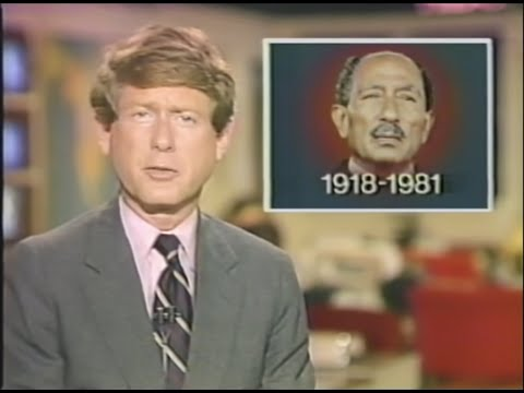 ABC News Nightline: Anwar Sadat Assassination - 10/06/81
