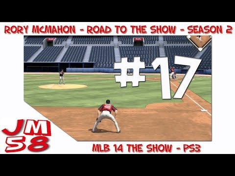 Rory McMahon - MLB Road to the Show - A Change to Third Base - [Ep 17]