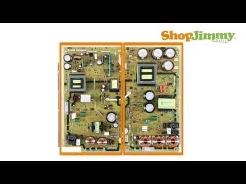 DIY Plasma TVs 101: Part Identification Number Guide for Panasonic Power Supply (PSU) Boards