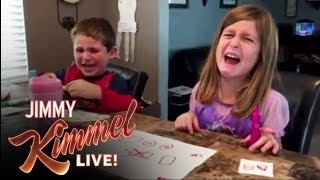 YouTube Challenge - I Told My Kids I Ate All Their Halloween Candy 2015
