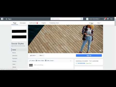 Adding an Admin to Your Facebook Business Page
