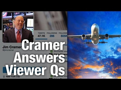 Jim Cramer Says Now Is Not the Time to Own Airline Stocks