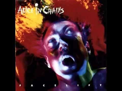 ALICE IN CHAINS - (1990)  Facelift - Full Album