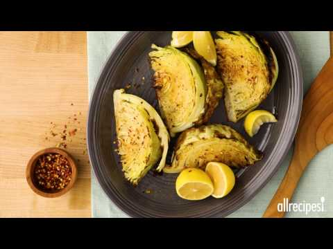 How to Make Roasted Cabbage | Side Dish Recipes | Allrecipes.com