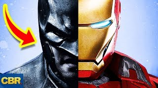 10 DC Villains That Should Go HEAD TO HEAD With Marvel Super Heroes