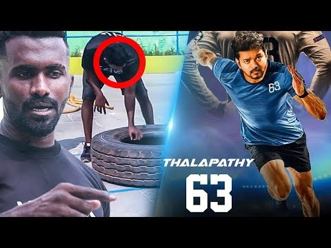 Xxx Mp4 Thalapathy 63 Vijay S NEVER BEFORE Muscular Body Diet Plan Reveals Personal Trainer Kannan 3gp Sex