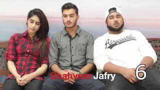 Shaveer jafry and zaid Ali funny video