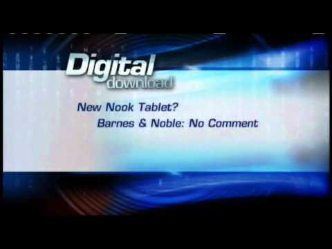 Digital Download:  New Nook Tablet? Verified Facebook profiles