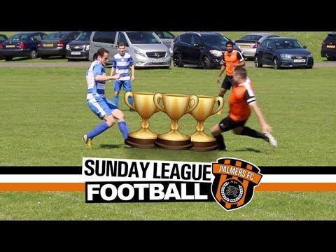 Sunday League Football - DELAY THE TREBLE