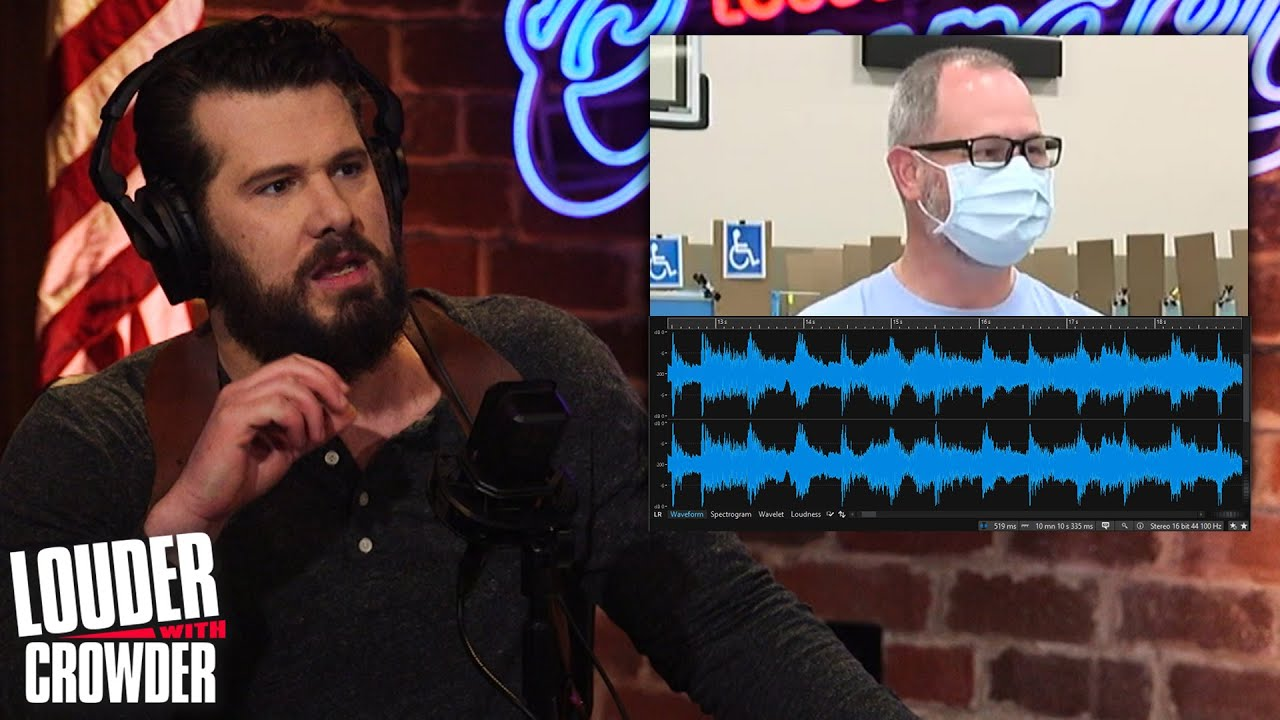 Crowder CALLS OUT Nevada Official on Voter Roll Errors! | Louder with Crowder