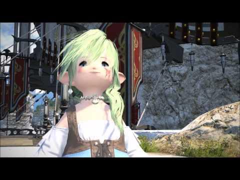 Final Fantasy XIV - The Barber