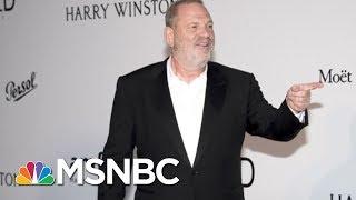After Harvey Weinstein Revelations Will More Stick Up For Women? | AM Joy | MSNBC